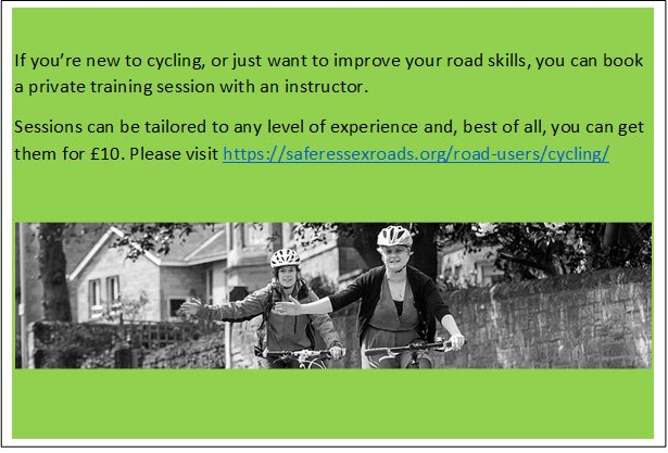 Essex Cycle Training