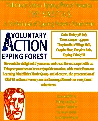 Voluntary Action Epping Forest