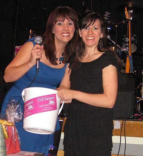 Clic Sargent Xanthe and Karen