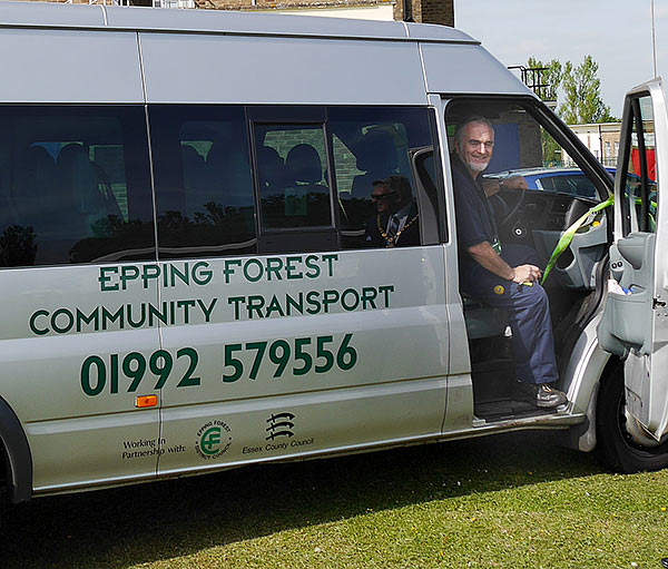 Epping Community Bus Service