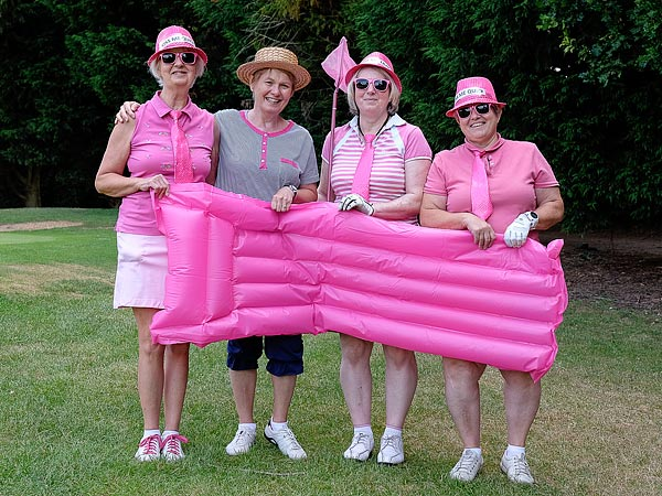 Golf Club Lady Captains Day