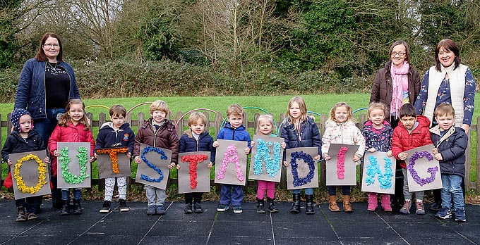Montessori Nursery Outstanding Success