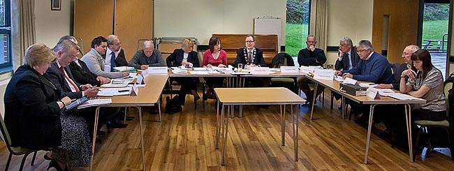 Parish Council Annual Meeting 2012