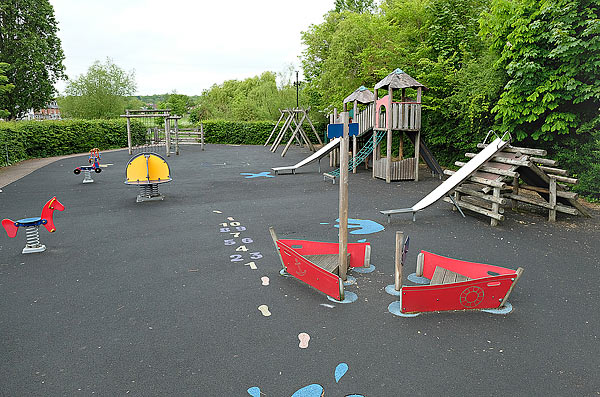 Playground at Theydon