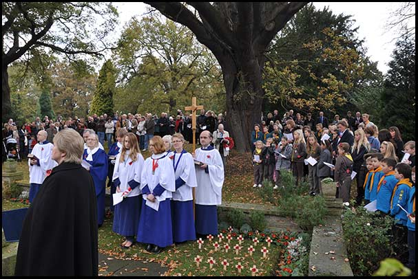 Rembrance Service 2009