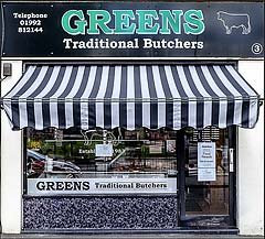 Greens Butchers Shop