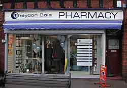 Theydon Bois Pharmacy