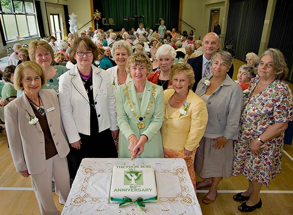 Theydon WI 90th Anniversary