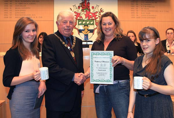 Theydon Youth Award